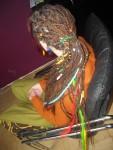 Prodloužení dredů a silky dreadu